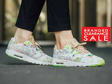 BNIB New Women Nike Air Max 1 Ultra Lib Liberty QS White Size 5 Euro 38.5