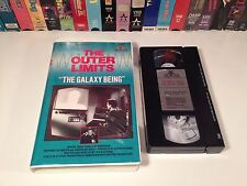 The Outer Limits: The Galaxy Being TV Sci Fi VHS 1963 1st Episode Of The Series