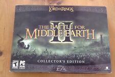 Lord of the Rings: The Battle for Middle-Earth II Collector's Edition US Version