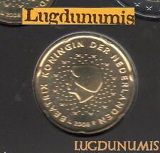 Pays Bas 2008 20 Centimes d'euro FDC BU Pièce neuve du coffret BU 40000 Exemplai