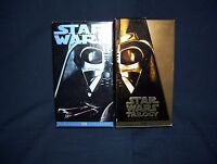 Star Wars Trilogy VHS Box Set Regular and Special Edition Used 1995