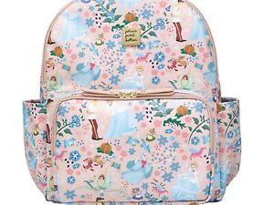 Petunia Picklebottom Disney Cinderella Diaper Bag & Bottle Holder NWT LAST ONE