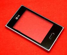 Original LG Optimus L3 E400 Touchscreen Touch inkl Rahmen Digitizer Display Glas