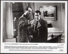 AL PACINO director MARTIN BREST on the set SCENT OF A WOMAN Vintage Orig Photo