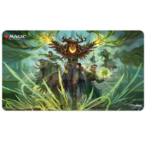 Witherbloom Command Strixhaven PLAY MAT ULTRA PRO FOR MTG CARDS
