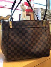 Louis Vuitton Marylebone Damier Ebene Tote Bag