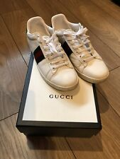 womens gucci trainers size 4