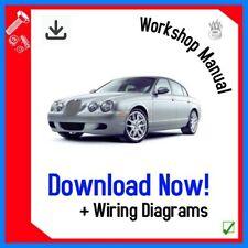 Jaguar S-Type X200 PDF Workshop Service /& Repair Manual 1999-2002