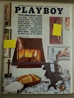 Playboy January 1964 * Very Good Condition(MAYBE BETTER) * Free Shipping USA