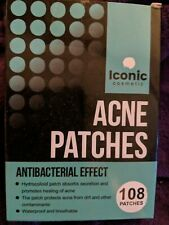 Iconic Cosmetic Acne Pimple Healing Patch 108 patches