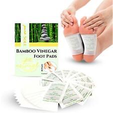 Natural  Foot Pads By Bamboo Vinegar Powder Fiber Apply  Sleep Feel Better