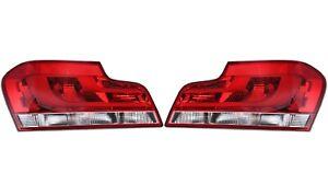 Pair Set Left & Right Genuine Tail Brake Lights Lamps for BMW E82 E88 128i 135i