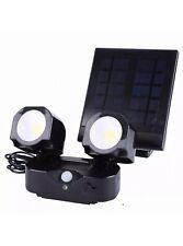 KogMaW Large Separable Solar LED Motion Detection Security Flood Light. Solar