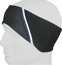 Raptor Cycling/Cycle/Bike/MTB Reflective Fleece Lined Lycra Headband/Ears Warmer
