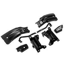 Front Bumper Mounting Support Brace Bracket For 2007 13 Chevrolet Silverado 1500 Fits 2013 Silverado 1500