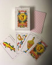 New Spanish Playing Cards 50 Baraja Espanola Briscas Naipes Tarot Deck
