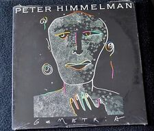 PETER HIMMELMANN-GEMATRIA-FOLK ROCK-7 90663-1-1987-SEALED LP