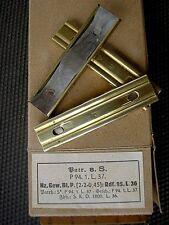 (6) German Original Nazi Era  Wehrmacht WW2 K98 Clips, (ladestriefen) 1934-40