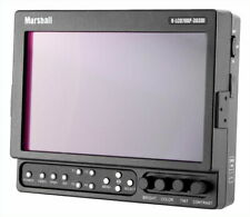 MARSHALL 7'' Field LCD MONITOR / model: V-LCD70XP-3G-SDI / with accessories
