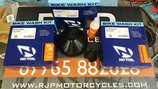 Kawasaki KX 80 125 250 500 1988 1989 2004 Airbox Wash Kit Cover Bung Cleaner KLX
