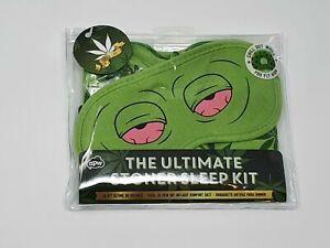 Dope Stuff Stoner Sleep Kit with Mask & Earplugs