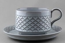 QUISTGAARD CORDIAL B&G KRONJYDEN  CUPS AND UNDERPLATES, 24 SETS AVAILABLE
