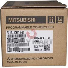 New in Box Mitsubishi FX1S-30MT-001 PLC Module Base Unit FX1S Series FX1S30MT001