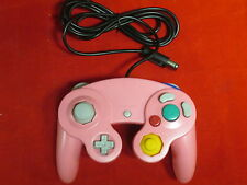 Replacement Controller For GameCube And Wii Pink By Mars Devices Brand New 9841