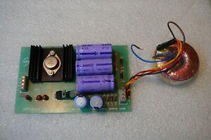 Farnell Electronic toroidal Transformer 143-868 plus circuit board extra! 240v