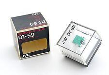 ORIGINALE JVC dt-59 ago/PUNTINA/stylus NOS/inutilizzato/Scatola Originale ps416