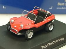BOS Meyers Manx Dune Buggy, rot - 87045 - 1:87