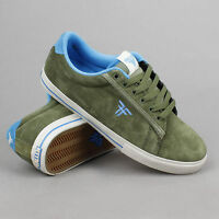 Fallen Shoes Bomber Surplus Green Dust USA SIZE Skateboard Sneakers