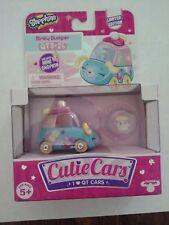 "New Shopkins Cutie Cars ""BINKY BUMPER"" LIMITED EDITION QT3-24 RARE SEALED"