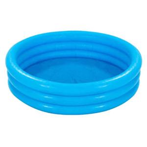 Intex Three Ring Inflatable Children's Paddling Pool