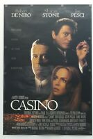 """Casino 1995 Double Sided Original Movie Poster 27"""" x 40"""""""