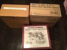 Britains rorke's  Drift Hospital 00143 Zulu wars new in box. Rorkes drift