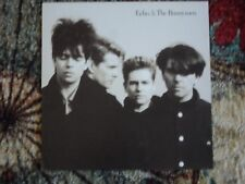 """Echo & The Bunnymen """"Self-Titled"""" US Promo Only Album Flat (Poster)"""