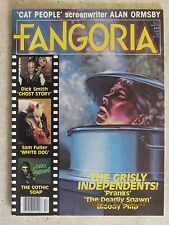 Fangoria #17 Grisly Independents/Dark Shadows/Bloody Pulp/Ghost Story/White Dog