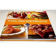 Sam's Club Fresh, Fast, and Fabulous Hardback Recipe CookBook