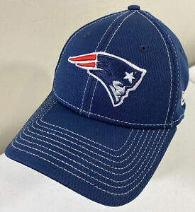 New England Patriots New Era 39Thirty Hat Training Camp 100 Years Size Small