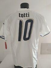 Maglia calcio Italia Totti Mondiale 2006 Puma Football - Inter Juventus Milan