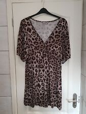 Per Una Animal Print Dress Size 16