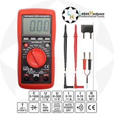 Universal Electrical Digital Multimeter Auto Range & Auto Power Off YT-73084