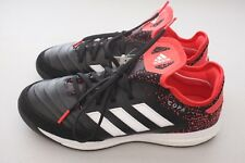 online store 89a27 445fd adidas Mens Copa Tango 18.1 TF Turf Soccer Shoes Black Red White Sz 8  (CM7668
