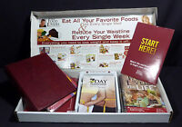 NEW The FOOD LOVERS 21 Day Transformation Weight Fat Loss System Diet