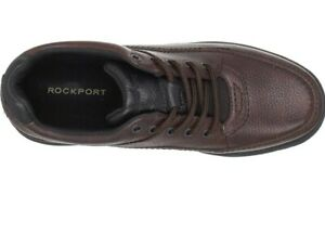 Men's Sneakers Rockport World Tour Classic Everyday Casual Shoe brown 9 XW