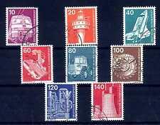 GERMANY - GERMANIA - 1975-1978 - Industria e tecnologia. E2040