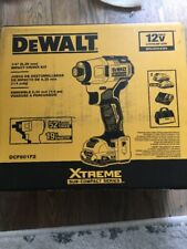 "Dewalt  XR 3/8"" Cordless  12 Volt Compact Impact Wrench Kit"