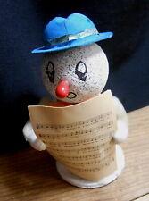 """Vintage 4 1/2"""" Japan Snowman #A"""