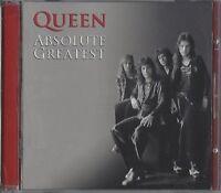 QUEEN / ABSOLUTE GREATEST * NEW CD * NEU *